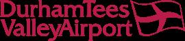 Durham airport logo